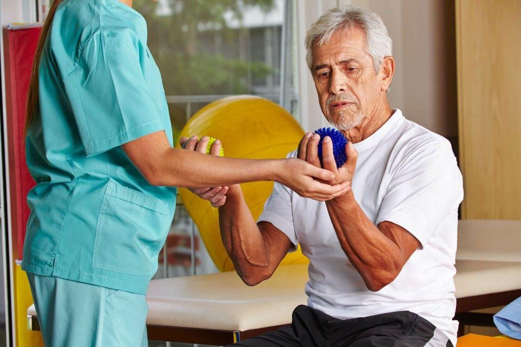 Реабилитация после инсульта реферат