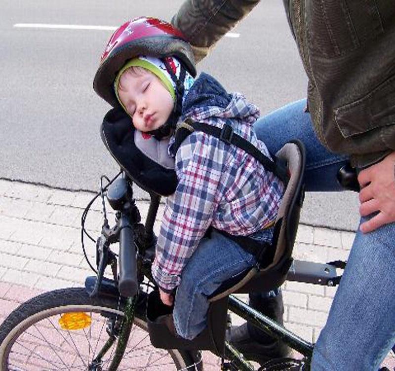 Сиденье на велик для ребенка своими руками 90