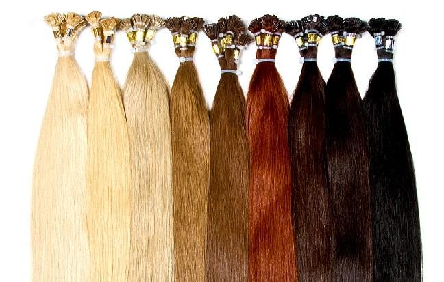 Как выбрать качественные волосы для наращивания
