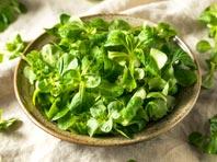 Ежедневное потребление зеленых листовых овощей укрепляет мышцы