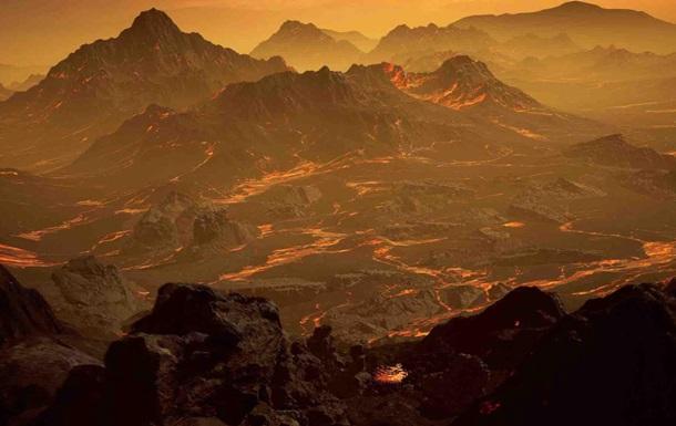 Ученые впервые обнаружили экзопланету с  видимой  атмосферой