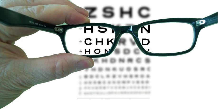 Очки — самый простой метод коррекции зрения