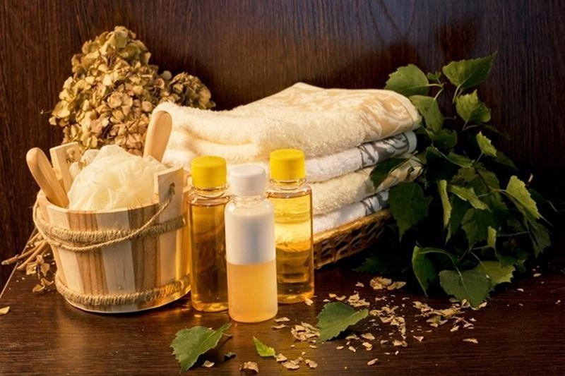 Масла для бани и сауны — правильное использование