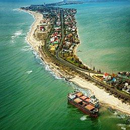 Затока: курортный поселок с местами отдыха у моря