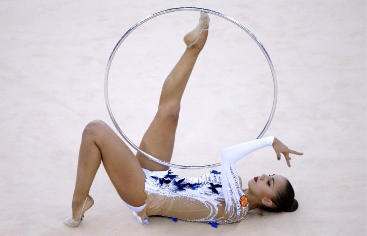 Критерии выбора обруча для художественной гимнастики