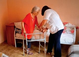 Уход за пожилыми с психоневрологическими заболеваниями