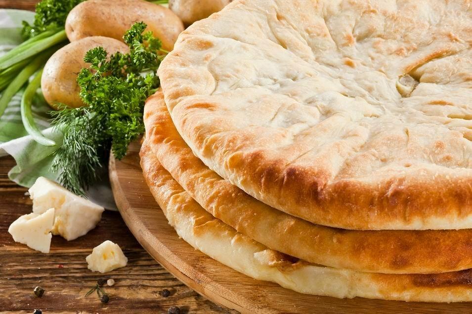 Осетинские пироги: символ здоровья и счастья в доме