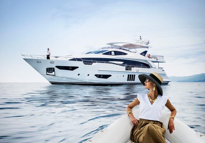 5 причин арендовать яхту в Сочи
