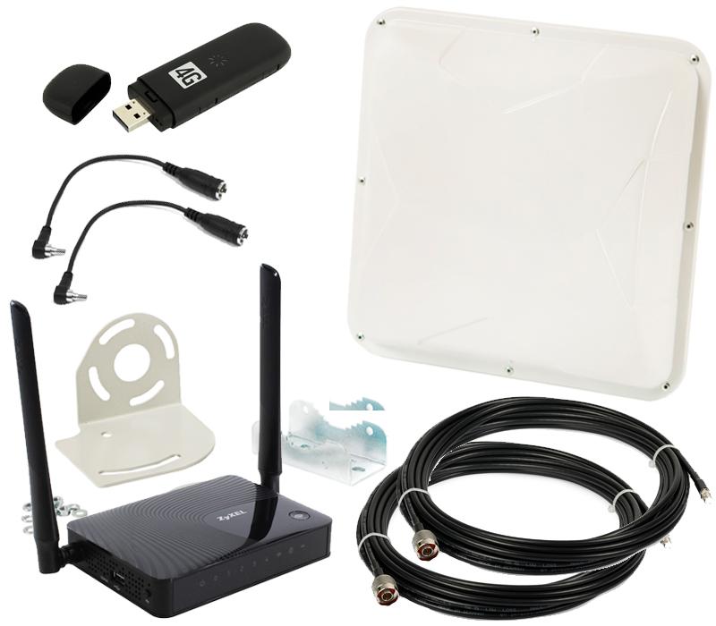 Как выбрать 4G антенну для модема или роутера?