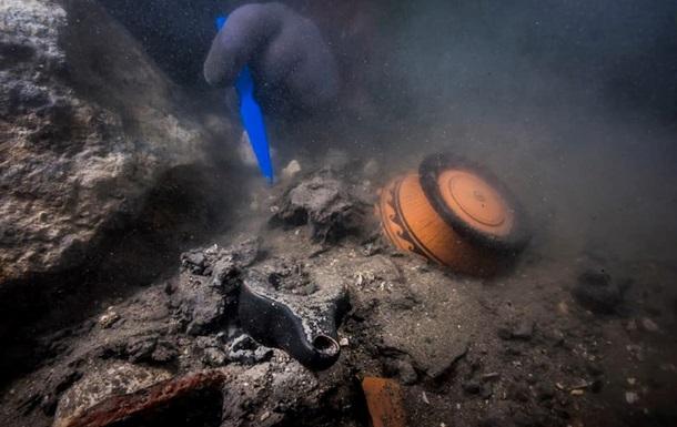 В Египте обнаружили корабль, затонувший вместе с древним храмом