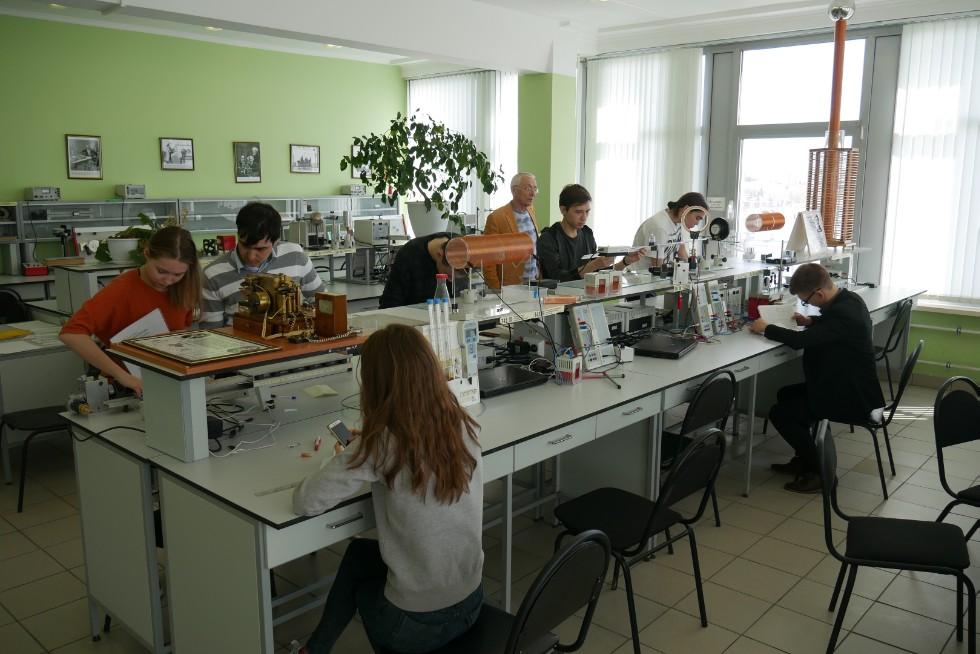 Использование современного физического лабораторного оборудования для кабинета физики